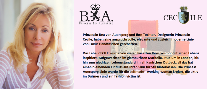 Princess Bea Auersperg