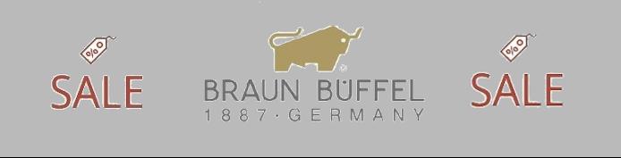 Braun Büffel