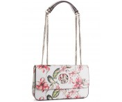 Guess Umhängetasche Open Road Convertible XBody Flap Floral