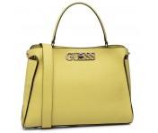 Guess Handtasche / Umhängetasche Uptown Chic Yellow