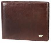 Braun Büffel Portemonnaie Country palisandro, 33155