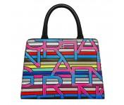 Aigner Handtasche Lettera S/XS, Multicolor 133729