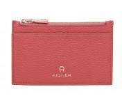 Aigner Kartenetui / Mini Portemonnaie Ivy, Rot 150361