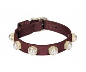 Aigner Armband Fashion Burgundy, 162151