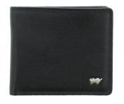 Braun Büffel Portemonnaie Golf Secure Schwarz, 90034
