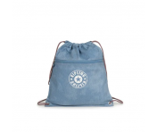 Kipling Turnbeutel Supertaboo, Washed Bl Denim
