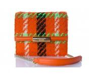 Boutique Moschino Umhängetasche, orange