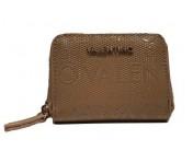 Valentino Bags Mini Portemonnaie Serenity, Taupe