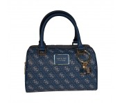 Guess Handtasche / Umhängetasche Tyren klein, Blau