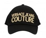 Versace Jeans Cap, Black E8VZAK10