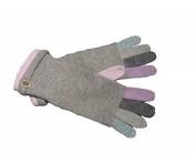 Roeckl Handschuhe 2in1, Multicolor / gestreift