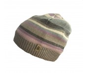 Roeckl Mütze, Multicolor / gestreift