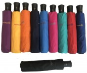 Happy Rain Taschenschirm Mini einfarbig, 42270