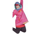 Blaest Regenmantel 589F Multicolor / Pink Größe S