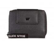 Braun Büffel Capri RV Geldbörse M schwarz, 44554