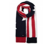 Tommy Hilfiger Schal American Knit, Multicolour