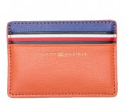 Tommy Hilfiger Kartenetui, Orange