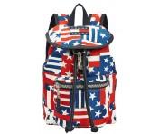 Tommy Hilfiger Rucksack Heritage Stars n Stripes, Multicolor