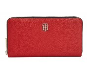 Tommy Hilfiger Portemonnaie, Rot