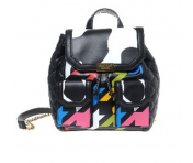Boutique Moschino Rucksack, Multicolor