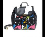Boutique Moschino Rucksack, Multicolor