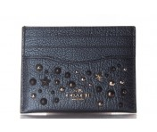 Coach Kreditkartenetui/ Flat Card, Metallic Blue 59453