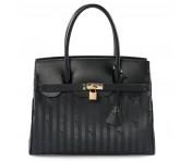 Maison Mollerus Vinerus Black Handtasche, Fanas gold
