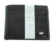 Braun Büffel Portemonnaie Gaucho Secure schwarz, 33137S
