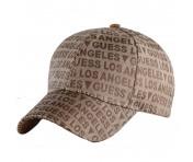 Guess Cap Dan LA Baseball Braun