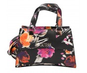 Guess Handtasche Dalma Mini Floral Fantasy