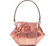Guess Schultertasche Dinner Date, Coral