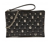 Guess Umhängetasche / Clutch Highlight Mini Black