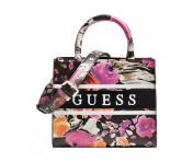 Guess Handtasche Monique Mini Floral Fantasy