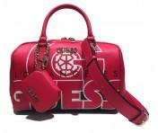 Guess Handtasche Calista Pink Multi