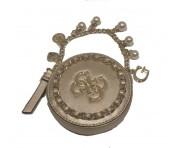 Guess Geldbörse / Schlüsseletui Gold