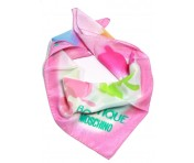 Boutique Moschino Seidenfoulard, Multicolor