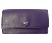 Braun Büffel Hygiene- Tempoetui Purple-Art