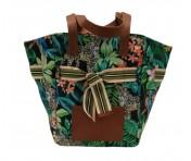 Codello Shopper High Safari, Grün 11021701