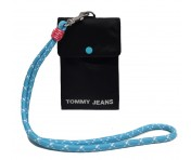 Tommy Hilfiger Handy- / Brusttasche Nautical Mix, Schwarz