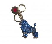 Love Moschino Taschen- / Schlüsselanhänger Dog, Gold