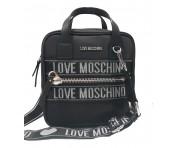 Love Moschino Umhängetasche / Tragetasche, Schwarz