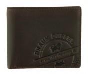 Braun Büffel Kartenbörse Parma LP Querformat Braun, 57246