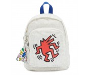 "Kipling Rucksack Delia Compact ""by Keith Haring"", KH Public Art"