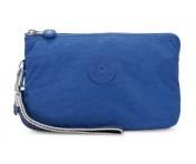 Kipling Clutch / Kosmetiktasche Creativity XL, Wave Blue
