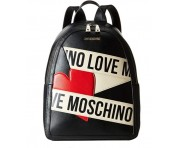 Love Moschino Rucksack, Schwarz
