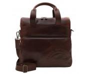 Braun Büffel Messenger Bag Parma LP Braun, 57268