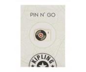 Kipling Diskplayer Pin