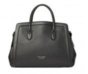 Kate Spade Handtasche / Umhängetasche Knott Large Black