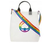 Kate Spade Handtasche / Umhängetasche Tote Multi Transparent / Regenbogen