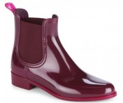 Kipling Regenstiefel / Rain Boots, crimson-Schuh Gr. 41